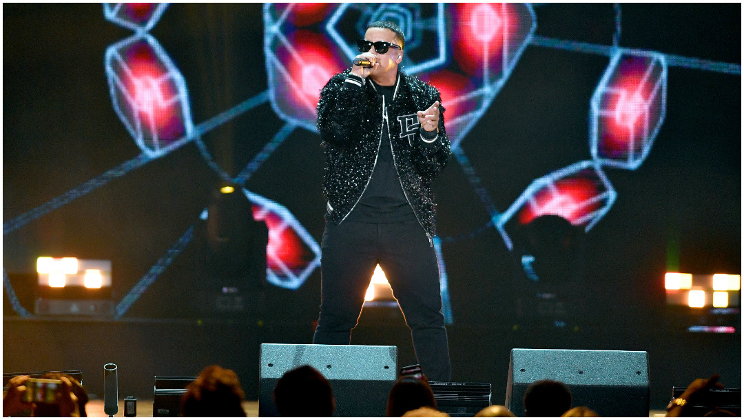 Imagen: Balean lugar donde Daddy Yankee se presentó horas antes, 8 de diciembre de 2019 (Getty Images)