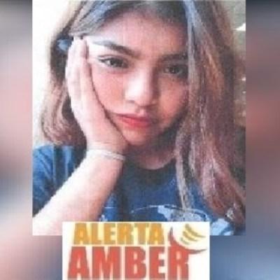 Foto: Se activa la Alerta Amber para localizar a Dafne Zoe Juárez Morones, 6 diciembre 2019