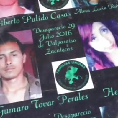 Denuncian irregularidades en comisión de búsqueda de Zacatecas