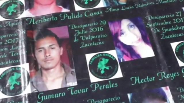 Foto: Denuncian irregularidades en comisión de búsqueda de Zacatecas