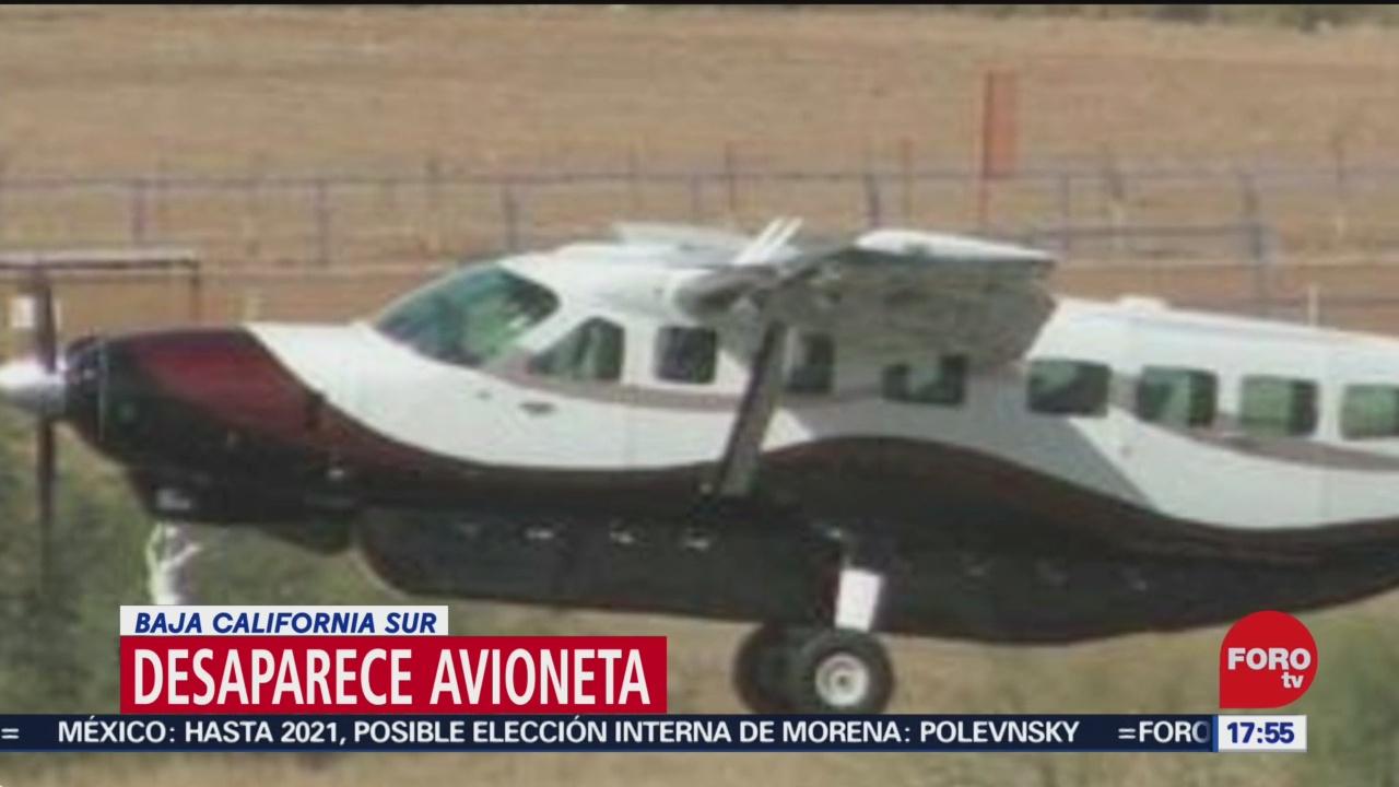 Foto: Avioneta Desaparece Despegó Hermosillo Sonora 24 Diciembre 2019