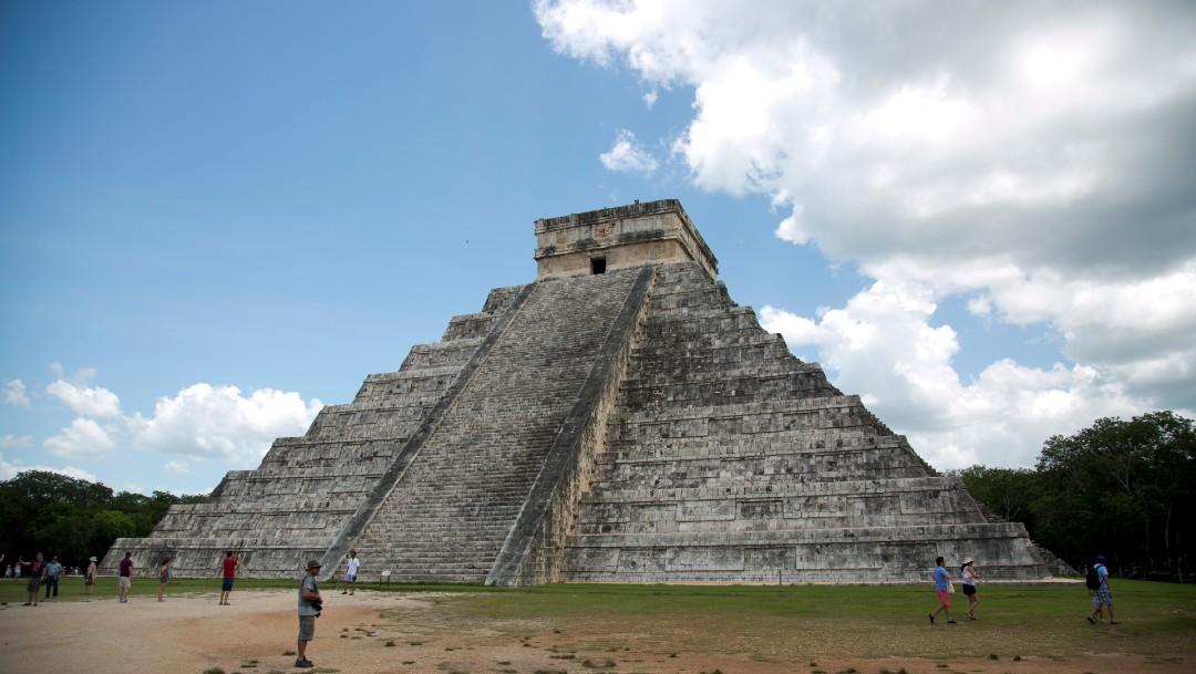 Descubren nuevas estructuras y objetos antiguos mayas en Chichén Itzá