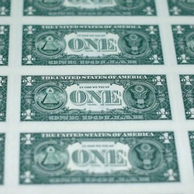 FOTO Dólar se vende en 19.32 pesos este 6 de diciembre (Getty Images)