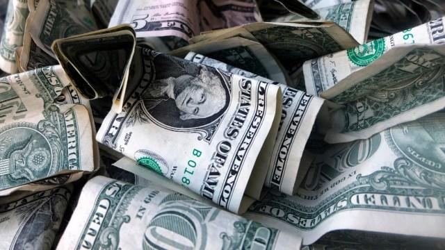 FOTO: Dólares, el 31 de diciembre de 2019