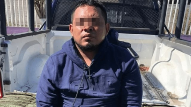FOTO: Detienen a líder de Los Rojos en Morelos, el 31 de diciembre de 2019
