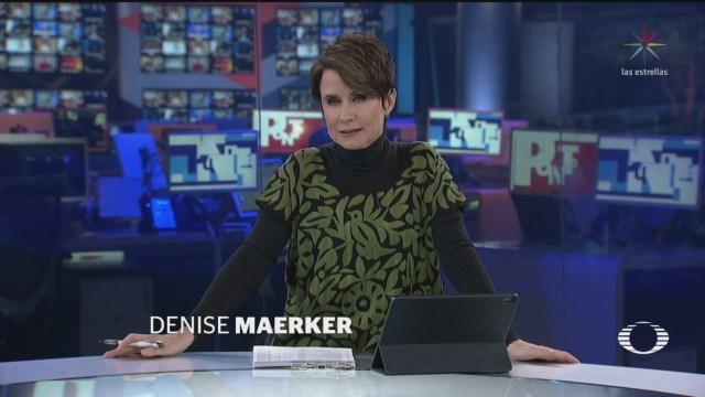 Foto: En Punto Denise Maerker Televisa Programa Completo 9 Diciembre 2019