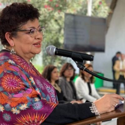 Aún no hay elementos suficientes para detener a exesposo de Abril Pérez: Godoy