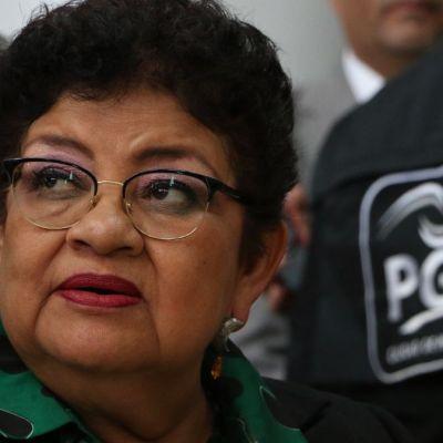 Ernestina Godoy, en la terna para Fiscalía de la CDMX