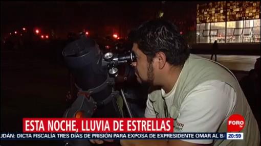 Foto: Esta Noche Última Lluvia Estrellas Década 13 Diciembre 2019