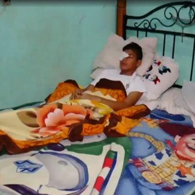Víctima de bullying podría quedar ciego en Chiapas
