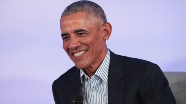 Foto: Exmandatario estadounidense Barack Obama, el 30 de diciembre de 2019