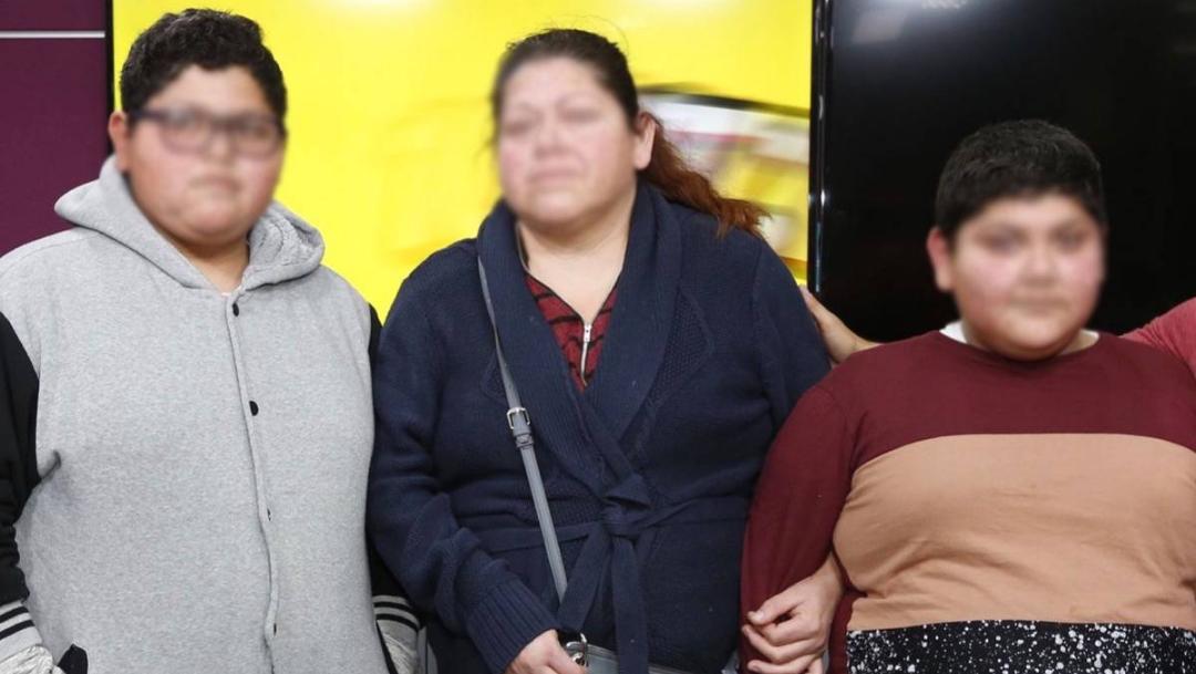 Piden ayuda para regalos de familia deportada en Navidad