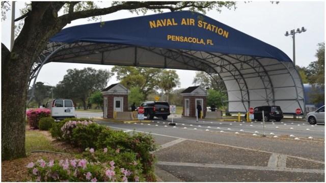 Foto: El FBI considera tiroteo en base naval de Florida como terrorismo, 8 de diciembre de 2019 (EFE)
