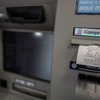 Foto: Un cajero automático en la Ciudad de México. Getty Images
