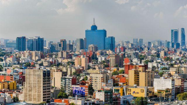 Foto: Imagen panorámica de la Ciudad de México. Getty Images