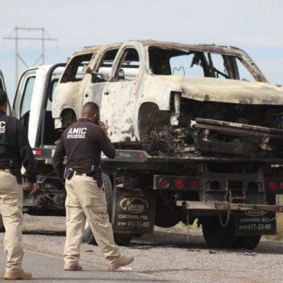 Vinculan a proceso a involucrados en masacre a familia LeBarón