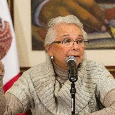 México continuará y honrará su tradición de asilo y refugio: Olga Sánchez Cordero