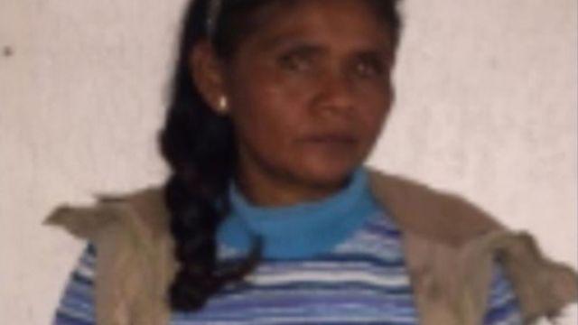 Foto: Eulalia Nazaria Cornejo Ortiz fue condenada a 33 años y 9 meses de prisión.