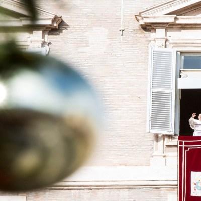 Papa Francisco dedica mensaje de Navidad a conflictos del mundo; pide por Latinoamérica