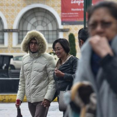 Foto: Se pronostica descenso de temperatura en México, 15 diciembre 2019