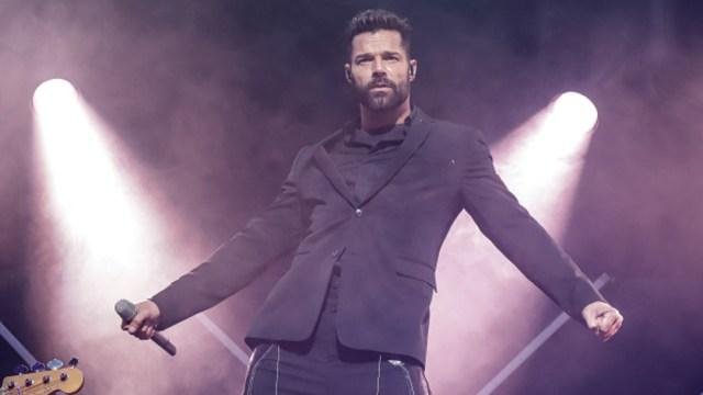 Foto: Ricky Martin comparte foto de su hija Lucía, 12 de diciembre de 2019, (Getty Images, archivo)