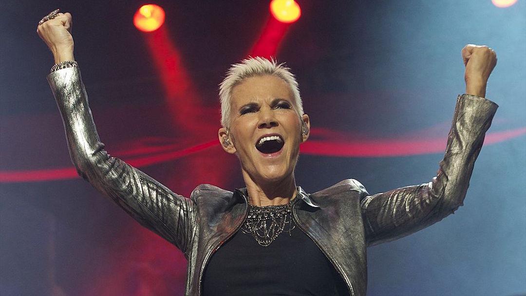 Marie Fredriksson y los grandes éxitos de Roxette