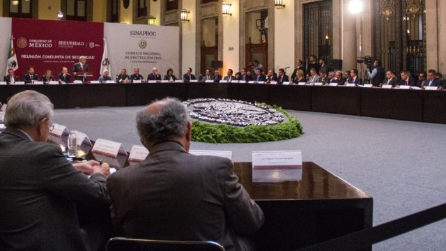 Gobierno exhibe a gobernadores faltistas; ellos responden