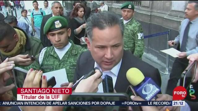 Foto: Hacienda Investiga Administración Epn Desvíos García Luna 19 Diciembre 2019