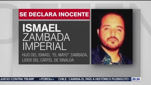 Foto: Hijo El Mayo Zambada Declara Inocente Corte California 23 Diciembre 2019