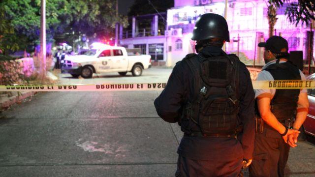 Homicidios en Acapulco, Guerrero.