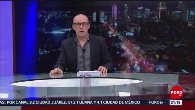 Foto: Hora 21 Julio Patán Programa Completo 10 Diciembre 2019