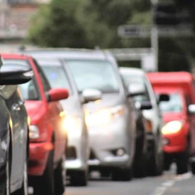 Imagen: Este jueves el Hoy No Circula aplica para los automóviles con engomado verde