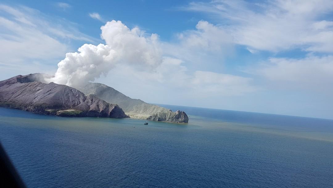 Identifican a 9 muertos por erupción del volcán Whakaari