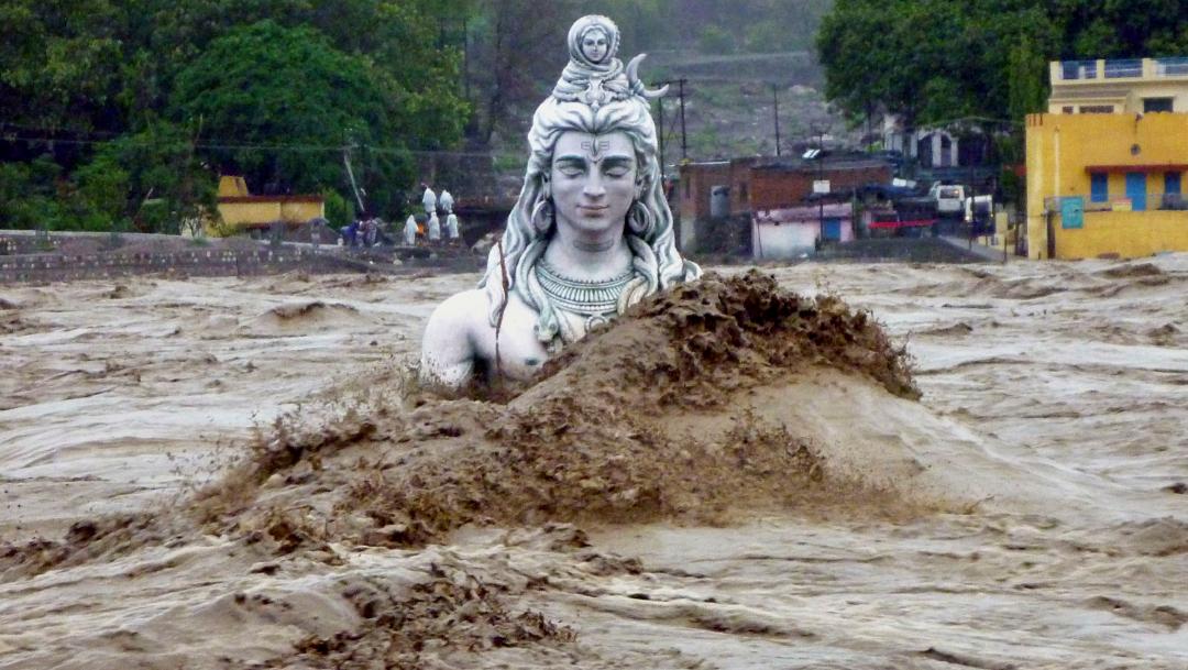 Foto: Las lluvias torrenciales han causado estragos en India, 6 diciembre 2019