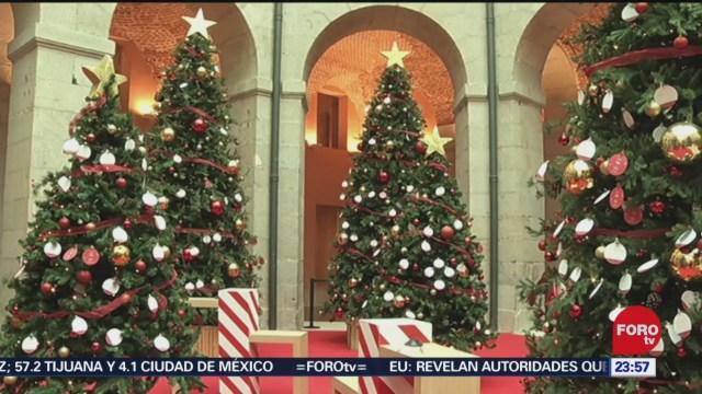 Foto: Casa Correos Madrid Atracción Turística Navidad 23 Diciembre 2019
