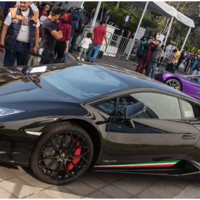 Foto: Un Lamborghini fue el protagonista de la 'madre de todas las subastas', 15 de diciembre de 2019 (MOISÉS PABLO /CUARTOSCURO.COM)