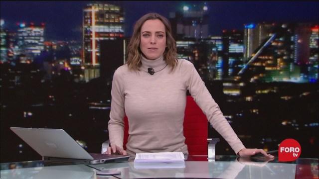 Foto: Las Noticias Ana Francisca Vega Programa Completo Forotv 19 Diciembre 2019