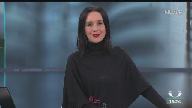 FOTO: Noticias Karla Iberia Programa Completo 12 Diciembre,