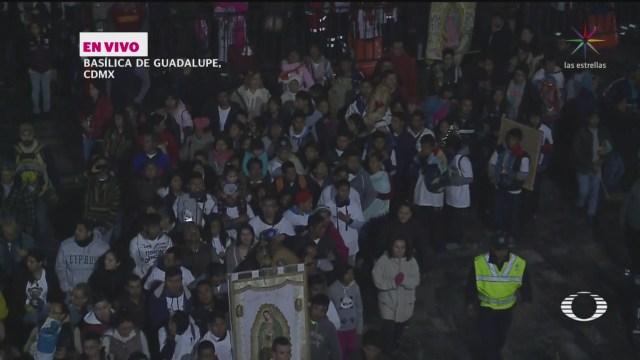 Foto: Fieles Basílica Guadalupe Hoy 11 Diciembre 2019