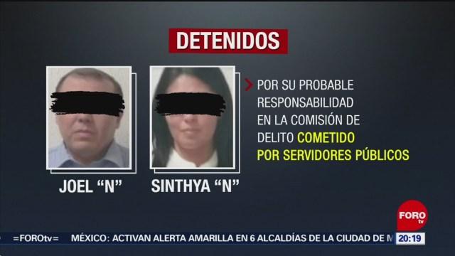 Foto: Localizan Exfuncionarios Gobierno Mancera 12 Diciembre 2019