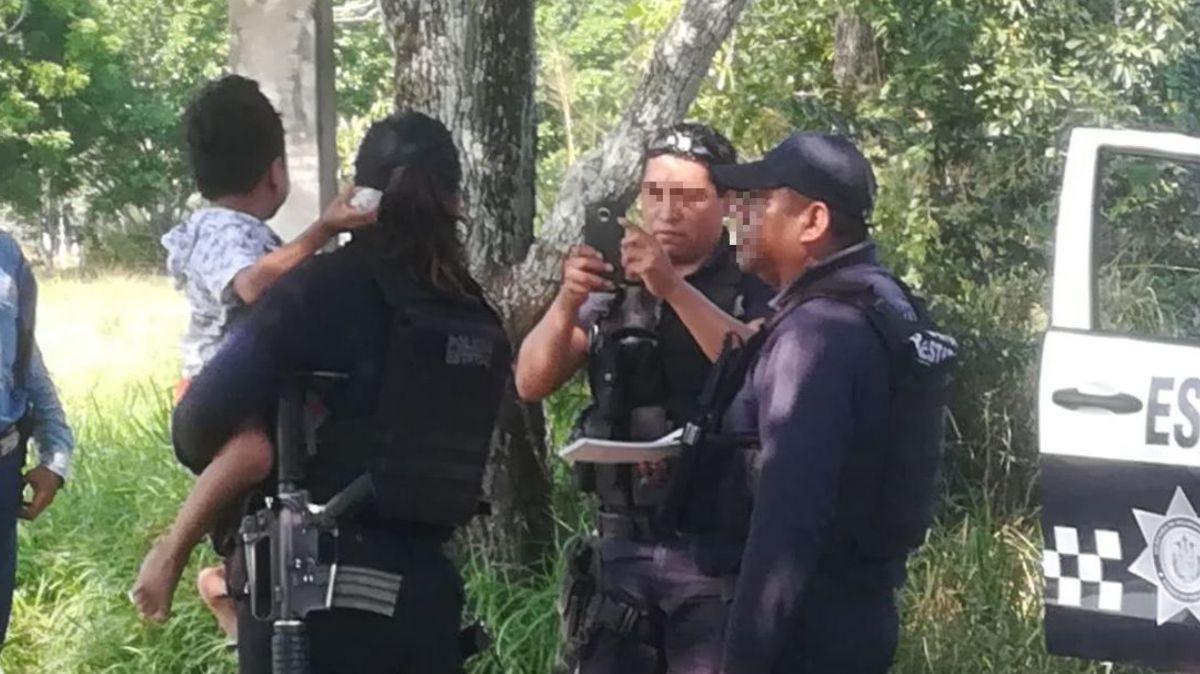 Localizan a Yeshua, menor raptado en Veracruz.