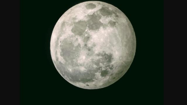 Foto Luna Llena 12 Diciembre 2019