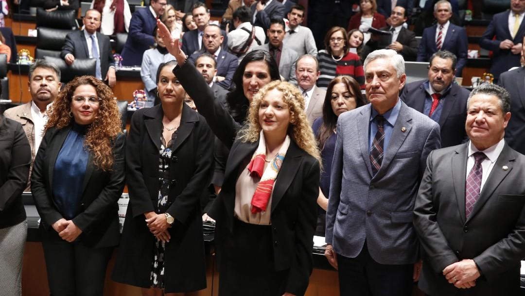 Mara Gómez es electa nueva titular de la CEAV