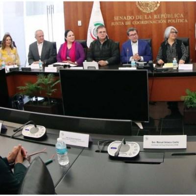 El 90% del T-MEC no está sujeto discusión o a revisión: Marcelo Ebrard