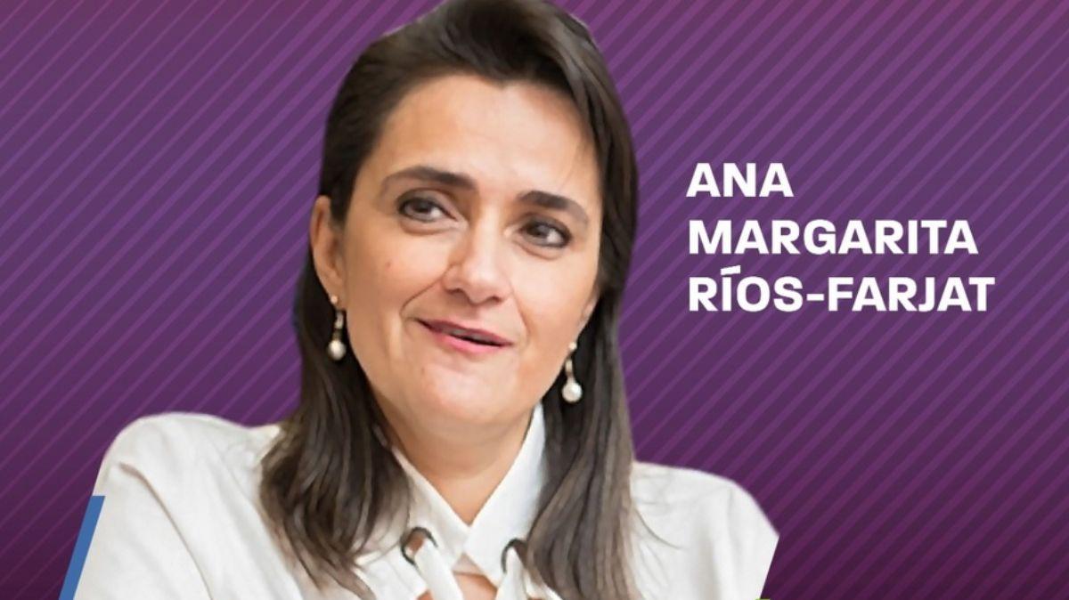 Margarita Ríos-Farjat,