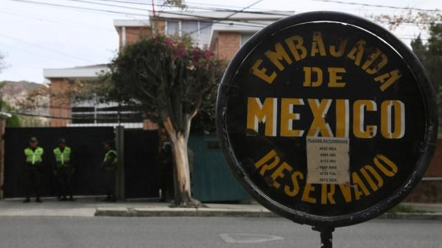 Foto: Legisladores de Morena lamentan expulsión de embajadora mexicana en Bolivia
