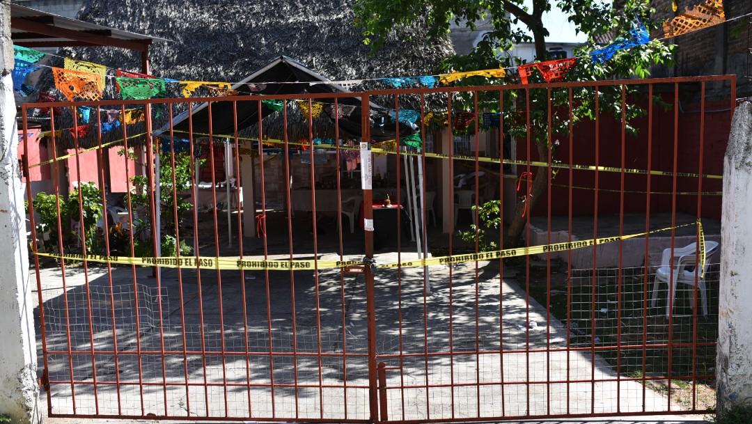 Foto: Masacre en bar de Minatitlán, México