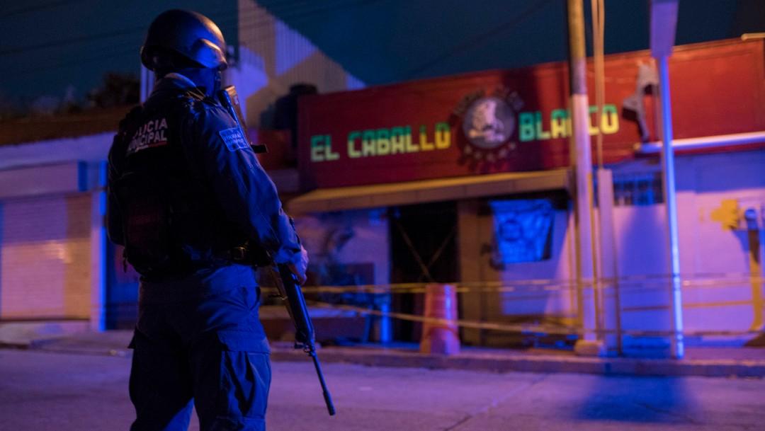 Foto: Masacre en centro nocturno de Coatzacoalcos