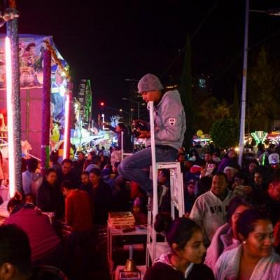 Nuevas medidas de seguridad para Ferias Itinerantes en la CDMX, el 06 de diciembre de 2019