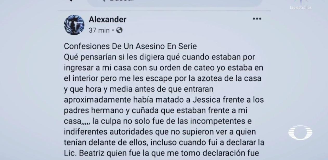 'Monstruo de Toluca' presume crímenes en redes sociales